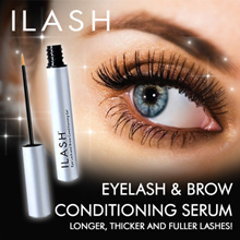 Ilash The Fastest-Acting And Most Powerful Eyelash Conditioner In the World