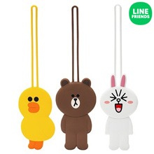 [LINE FRIENDS] LINE FRIENDS LUGGAGE TAG