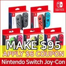 Nintendo Switch JOY-CON Controllers Set ☆ Neon Blue / Neon Red / Grey /