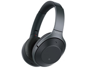 SONY  ソニーワイヤレスノイズキャンセリングステレオヘッドセット ブラック  WH-1000XM2BM