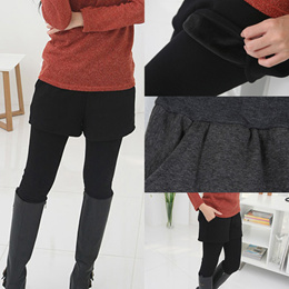 NEW Full Tights Women Lady Winter Napping Leggings Thick Warm Fleece Lined Thermal Pants Leggings