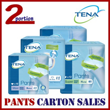 [USE COUPON][READY STOCK] TENA PANTS NORMAL ADULT DIAPERS