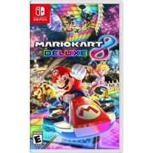Nintendo Switch New Mario Kart 8 Deluxe Edition. Special Member Rate or Better! Add on Joy-Con Wheel