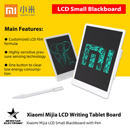 Xiaomi Mijia LCD Writing Tablet Board Electronic Blackboard Handwriting Pad Graphics Board Baby
