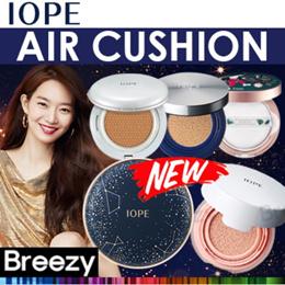 BREEZY ★ [Iope] Air Cushion Cushion / cushion + refill /  Blusher 9g / Verite / Hanyul / Amorepacifi