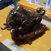 Luxury Fortune Fengshui Bull for Business