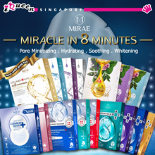 Best Seller Mirae Ex8 Minutes♥Cushion Mask♥Ampoule Mask♥Aromatherapy♥2 Step Plus[Authorized In SG]