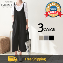 [CANMART] Road Bean JumpSuit_ free shipping_C022267