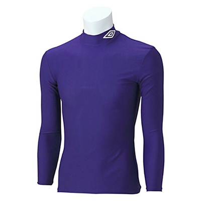 Qoo10 - Umbra   UMBRO Umbra Compression Shirt Long Sleeve (Purple ... eb1074a02b2d