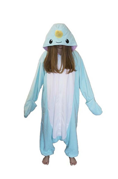 279a5c150b5e Animal Costume Cosplay Adult Pyjamas JP Animal Narwhal Pajamas home  Sleepwear pijama
