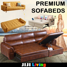 2018 CUSTOMIZATION! Premium Sofabeds! ★Storage ★Memory Foam ★OAK WOOD ★FOLDABLE ★Wood