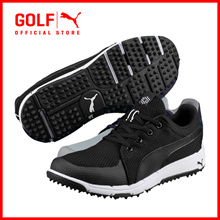 PUMA GOLF Men Puma Grip Sport - Puma Black-Puma White ★ FREE DELIVERY ★ AUTHENTIC ★ 7 DAY RETURNS