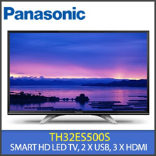 Panasonic TH-32E400S/TH-32ES500S/TH-40E400S★DVB-T/T2 Tuner★ LED TV★Smart TV★HDMI★USB