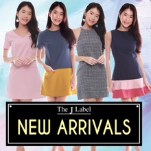 *The J Label* NEW ARRIVALS 2018Printed/summer/romper/work dress/party dress/basic dress