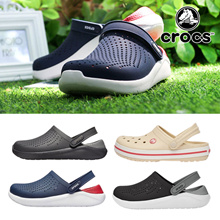[Crocs] 10 Types Unisex Crog Slippers/sandals /Qprime