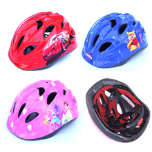 Small adjustable kids roller skate helmets bicycle helmets bicycle helmets ultralight authentic