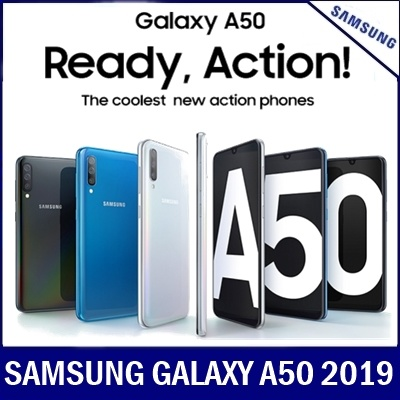 ?Mystery Box Event?Samsung Galaxy A50 128GB 6GB RAM / 1Year Local Warranty Deals for only S$699 instead of S$699