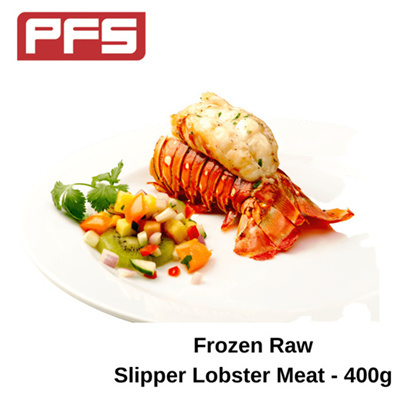 [Frozen Raw Slipper Lobster Meat] - 400g/pkt