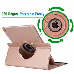 iPad Mini 5 2019 360 Degree Rotating Leather Smart Case