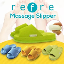 Authentic★ REFRE Japanese Massage slippers【Popular Japan Slippers】Japanese Massage Slippers