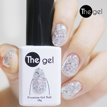 THE GEL ♥ Korea Non Toxic Gel Polish ♥ New Smoky Syrup and Girl Crush Edition
