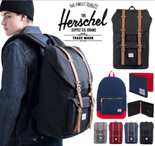 【BUY 2 FREE SHIPPING】100% AUTHENTIC★ Original HERSCHEL BACKPACK❤TRAVEL BACKPACK❤WALLET❤Fast delivery