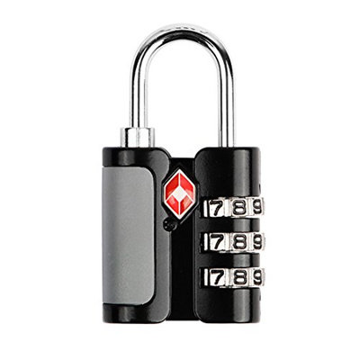 171ecd525977 [$61.00]Uxcell uxcell Luggage 3 Digit Lock TSA Approved Lock for Travel  Suitcase and Baggage