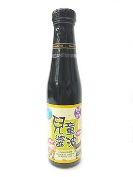 SC-Children Black Bean Sauce (Low Sodium) x 1 bottle