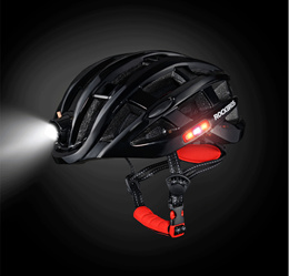 05ddcc4f773 RockBros Bicycle Helmet Escooter Helmet with light safety light  Integrally-molded for Cyclists