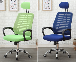 $28.90! Free Shipping - SWIVEL CHAIR with Wheels / EXECUTIVE CHAIR