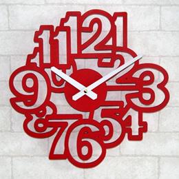 [Azamall - Wall Clock AZ-139: 8colors] gift watch home design deco wedding marriage