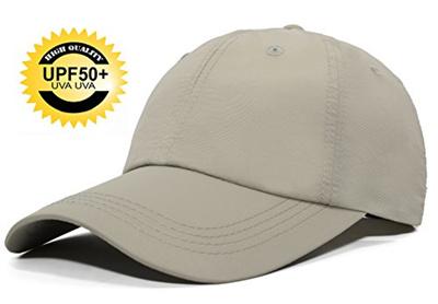 75d6525e0cb ELLEWIN Unisex Classic Plain Baseball Cap UPF 50 Unstructured 6 Panel Dad  Hats