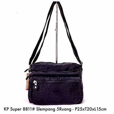 Qoo10 - Tas Selempang Import Wanita Kipling 5 Ruang 8811 - 7   Tas ... 769afdd797