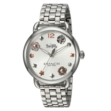 Coach Ladies Watch Delancey Analog  BNIB 14502810