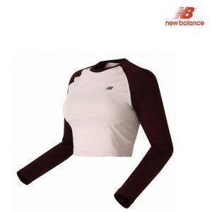 05b07e29578c9 Qoo10 - NewBalance Crop top NBND 63 W 182 - PK : Sportswear