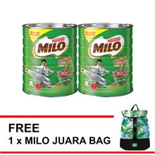 MILO 1.5kgBuy 2  FREE MILO BACKPACK Smokey