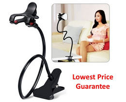Lazy Man Clip stand* Universal Mobile Phone Holder *Mobile Phone Stand* Handphone Stand* Handphone