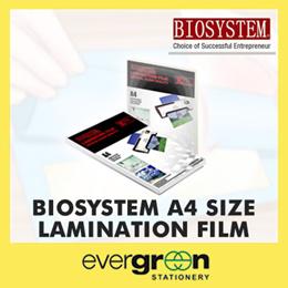 Biosystem A4 size Lamination Film