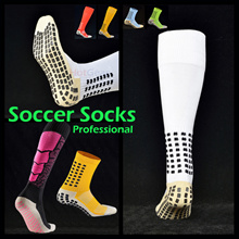 Soccer Socks ★ Football Sports Professional Anti-Slip Sock ★ Double Bottom Long/Short SG HighQuality
