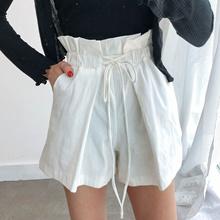 [Binary01] [린넨80%]티블 밴딩반바지(Tible Bending Shorts)