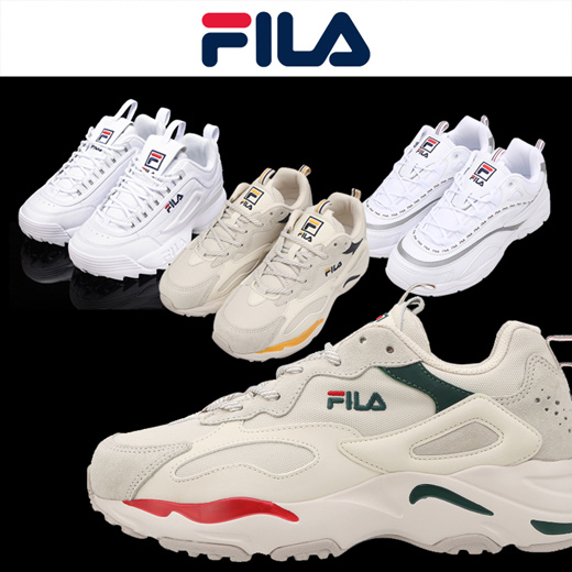 Qoo10 - [FILA] RAY TRACER Ugly Shoes