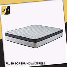 QUEEN SIZE  SPRING /  PILLOW TOP MATTRESS | ALL SIZES | OPTIONAL BED FRAME AVAILABLE
