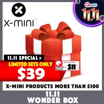 Qoo10 X Mini 1111 Mobile Devices