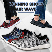 Running Shoes Air Wave Model KAW