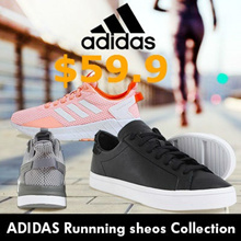 [ADIDAS]★Nett price★ Collection /ADIDAS14 type shoes collection/ UNISEX  one day price / running sheos / MEN / WOMEN