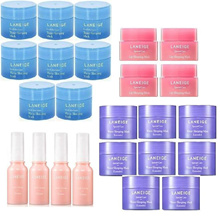 LANEIGE Miniature Super Value! / Water Bank Series /Lip Sleeping Mask / Water Sleeping Mask