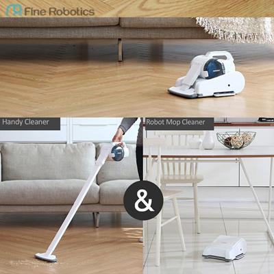 Fine Robotics H7500 SENSEBOT - Robot Vacuum Mop Cleaner Cyclone Dual printer (water washable)