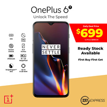 [New] OnePlus 6T | 3 Colors | 8G+128GB