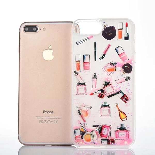 コスメティックアクアケース/ iPhone7 Plus ケース カバー iPhone7 ケース カバー iPhone6S Plus iPhone6S iPhone6 Plus iPhone6