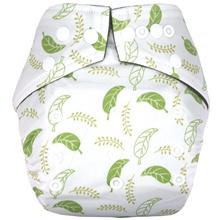 Clodi Popok Kain Bayi Babyland Snap Microfiber Leaf   cloth diaper   Best seller